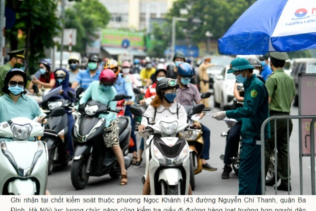 Vietnam and Covid: Difficulties pile up after social distance